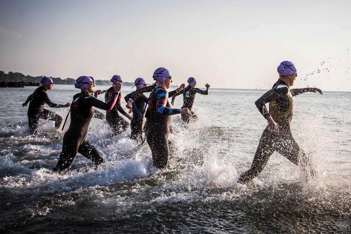 First Open Water Swim of the Season
