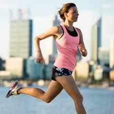 Racing a 10km Run