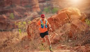 Running an ultra marathon