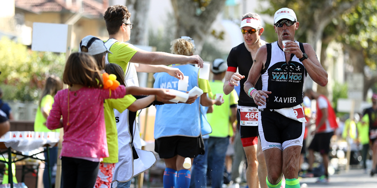 How to fuel an Ironman 70.3 distance event
